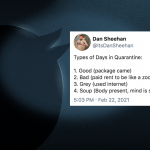 15 best tweets of the week, including Sisyphus vibing, Beeple, and 'Wandavision'