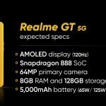Realme GT price in India, specs, launch date and leaks Realme GT