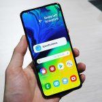 Samsung Galaxy A82 5G with a dated chipset spotted on benchmark sites Samsung Galaxy A80