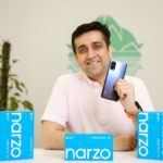 Exclusive: Realme Narzo 30 series launching this month; cheaper 5G phones to follow Madhav Sheth with Realme Narzo 30